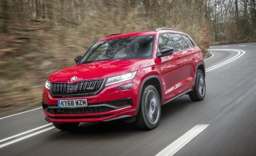 Skoda sticks with diesel for hot SUV