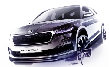 New look for Skoda Kodiaq