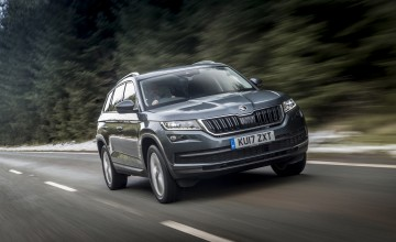 You won't be all at sea with new Kodiaq