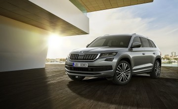 Top range Skoda Kodiaq to be revealed