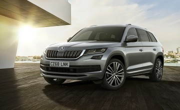 New range topper for Skoda Kodiaq