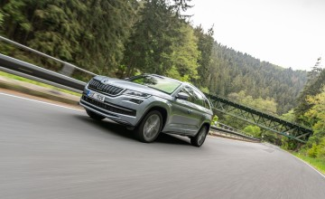 Skoda makes changes to whole range