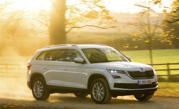 Skoda Kodiaq SUV set to be a winner
