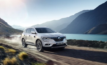 New Koleos keenly priced