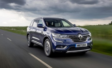 Koleos is Renault's new big hitter