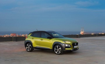 Hyundai goes compact with Kona SUV