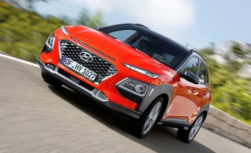 Hyundai Kona brightens up small SUV sector