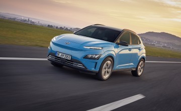 New look for Hyundai Kona EV