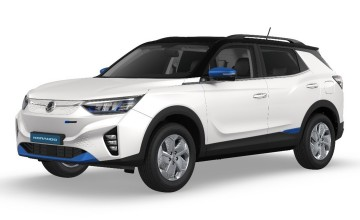 SsangYong to launch first EV
