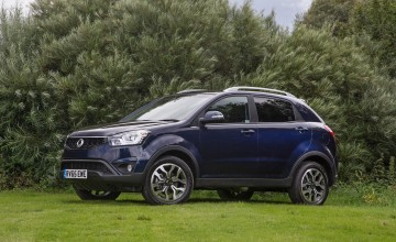 SsangYong Korando - Used Car Review