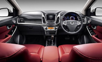 SsangYong launches Korando Red edition