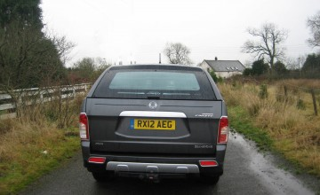 SsangYong Korando Sports 2.0 EXT
