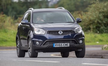 SsangYong Korando - new kid on the block