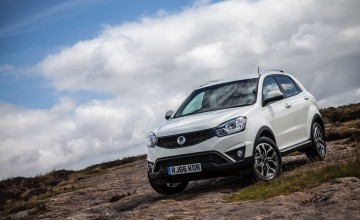 New SsangYong Korando offers more
