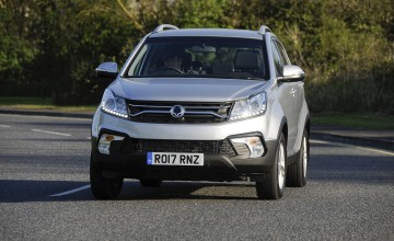 Upgrades for SsangYong Korando