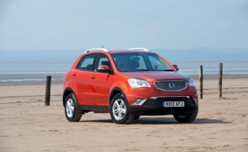 SsangYong steps up the value