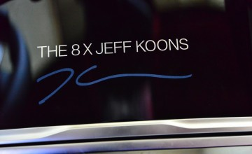 Koons to create BMW 8 Series specials