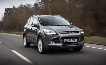 Ford's four-wheel-drive foray