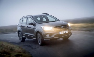 Ford Kuga ST-Line X 2.0 TDCI Powershift AWD