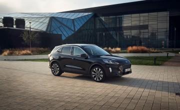Hybrid joins Ford Kuga line up