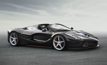LaFerrari convertible's an instant sell-out