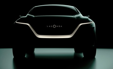 Lagonda's new SUV revealed