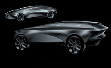 Lagonda returns with ultra-clean SUV
