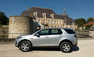 Land Rover Discovery Sport HSE E-Capability