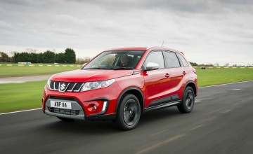 Vitara with real off-road ability