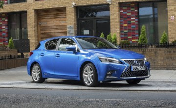 Spruce up for Lexus big hitters