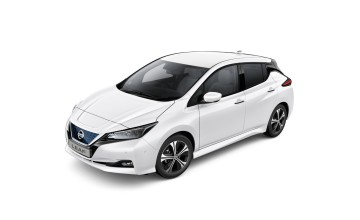 Nissan makes Leaf more competitive