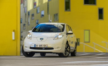 Nissan LEAF 30kWh - First Drive