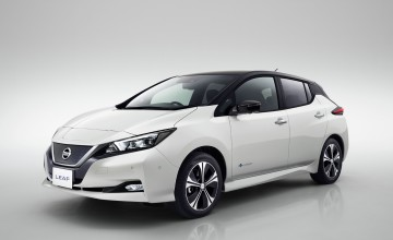 Nissan Leaf to go further in 2018