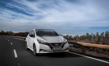 Nissan Leaf 2018 - Review