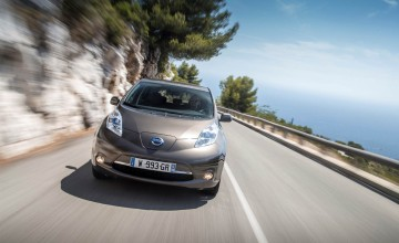 New Nissan Leaf 2015 - Review