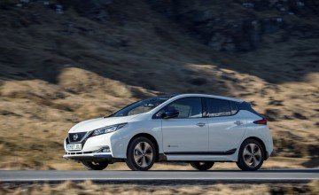 Braking the mould with new Nissan Leaf