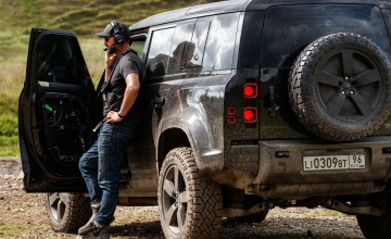 Bond role for new Land Rover Defender