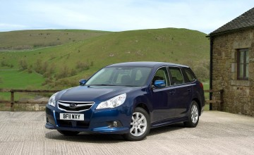 Subaru enhances Legacy Tourer range