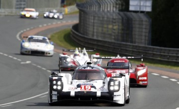 Le Mans 2015 - race report and results 15.00GMT