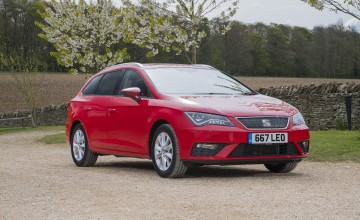SEAT Leon ST SE Dynamic Technology 1.6 TDI