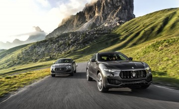 Italian style and speed from new Maserati