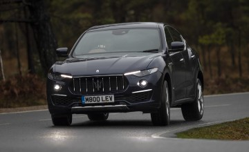 More power for Maserati Levante