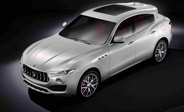 Maserati Levante SUV to debut at Geneva