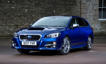 Subaru refreshes Levorg for 2017