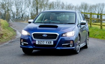 New Levorg sets Subaru sights higher