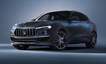 Hybrid power for Maserati Levante