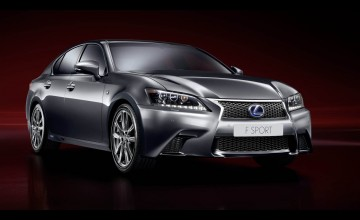 Lexus reveals new super saloon