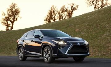 RAV4 goes hybrid, sharp looks for new Lexus