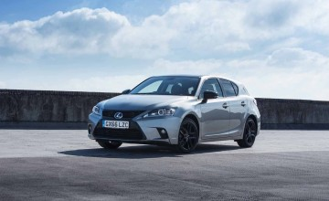 Lexus upgrades CT 200h