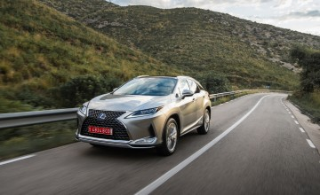 Revised RX to grow Lexus SUV sales
